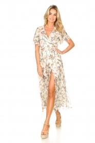 Liu Jo |  Floral maxi dress Cindy | natural  | Picture 2