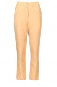 Liu Jo |  Safari trousers Pam | beige  | Picture 1