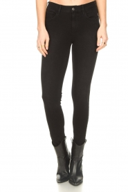 Liu Jo |  Skinny jeans Lore | black  | Picture 4