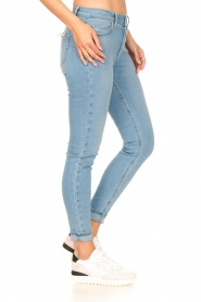 Liu Jo |  High waisted skinny jeans Joy | blue  | Picture 7