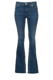 Liu Jo |  Flared jeans Jolie | blue  | Picture 1