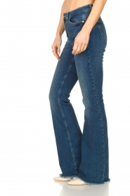 Liu Jo |  Flared jeans Jolie | blue  | Picture 9