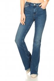 Liu Jo |  Flared jeans Jolie | blue  | Picture 7
