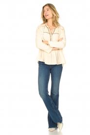 Liu Jo |  Flared jeans Jolie | blue  | Picture 2