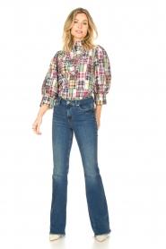 Liu Jo |  Flared jeans Jolie | blue  | Picture 3