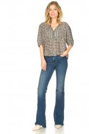 Liu Jo |  Flared jeans Jolie | blue  | Picture 5