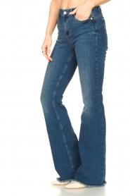 Liu Jo |  Flared jeans Jolie | blue  | Picture 8