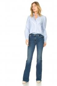 Liu Jo |  Flared jeans Jolie | blue  | Picture 4