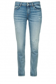 Liu Jo |  Straight leg jeans Zé | blue  | Picture 1