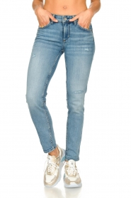 Liu Jo    Straight leg jeans Zé   blue    Picture 3