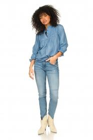 Liu Jo    Straight leg jeans Zé   blue    Picture 2