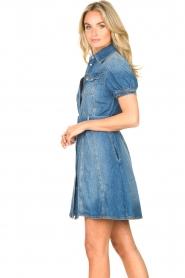 Liu Jo | Denim jurk Evi | blauw   | Afbeelding 5