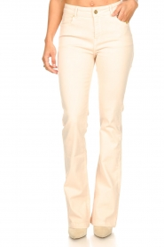 Dante 6 |  Flared jeans Billie | natural  | Picture 4