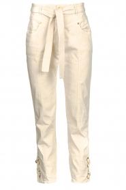 Dante 6 |  Paperbag pants Shamble | natural  | Picture 1