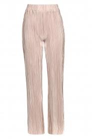 Dante 6 |  Plissé pants Lussac | pink  | Picture 1