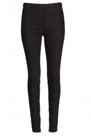 Dante 6 |  Stretch pants Slim | black  | Picture 1