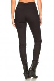 Dante 6 |  Stretch pants Slim | black  | Picture 8