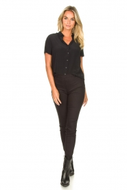 Dante 6 |  Stretch pants Slim | black  | Picture 3