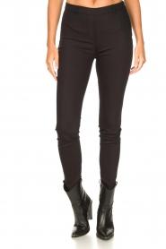 Dante 6 |  Stretch pants Slim | black  | Picture 5
