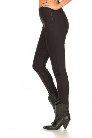 Dante 6 |  Stretch pants Slim | black  | Picture 6