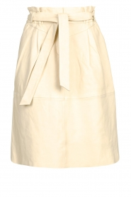 Dante 6 |  Lamb leather skirt Aggy | natural  | Picture 1
