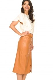 Dante 6 |  Top with butterfly sleeve Lily | natural  | Picture 7