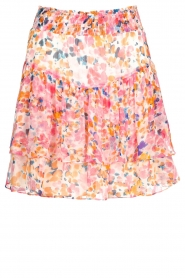 Dante 6 |  Floral skirt Wonderous | pink   | Picture 1