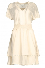 Dante 6 |  Dress with broderie details Leisure | natural  | Picture 1