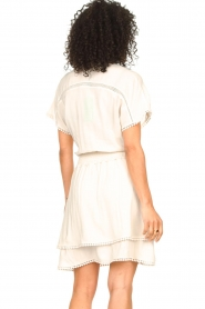 Dante 6 |  Dress with broderie details Leisure | natural  | Picture 7