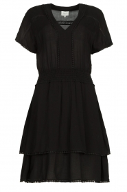 Dante 6 |  Dress with broderie details Leisure | black  | Picture 1