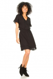 Dante 6 |  Dress with broderie details Leisure | black  | Picture 3