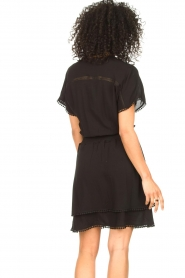 Dante 6 |  Dress with broderie details Leisure | black  | Picture 6