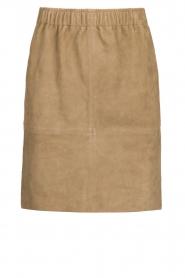 Dante 6 |  Suede Skirt Comet | grey  | Picture 1