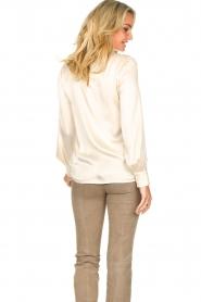 Dante 6 |  Silk blouse Izelle | natural  | Picture 7