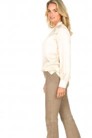 Dante 6 |  Silk blouse Izelle | natural  | Picture 5