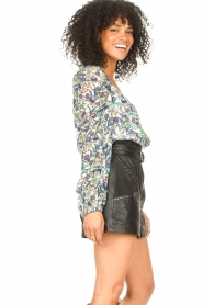 Dante 6 |  Floral top Eloise | blue  | Picture 7