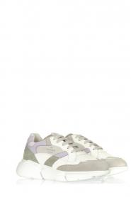 Copenhagen Studio's |  Plateau sneaker CPH555 | purple  | Picture 4