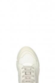 Copenhagen Studio's |  Plateau sneakers CPH555 | white  | Picture 6