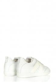 Copenhagen Studio's |  Suede sneakers CPH413 | white  | Picture 4