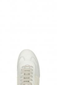 Copenhagen Studio's |  Suede sneakers CPH413 | white  | Picture 5