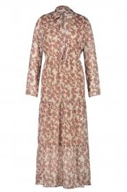 Freebird |  Floral maxi dress Josephine | natural  | Picture 1