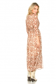 Freebird |  Floral maxi dress Josephine | natural  | Picture 5