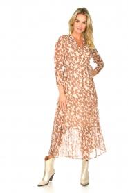 Freebird |  Floral maxi dress Josephine | natural  | Picture 3
