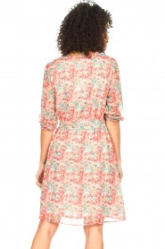 Freebird |  Floral dress Lisanne | pink  | Picture 6