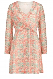 Freebird |  Floral dress Lisanne | pink  | Picture 1