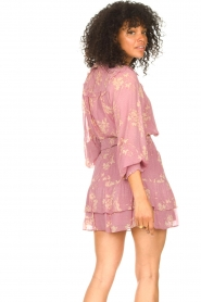 Second Female    Floral smocked blouse Mories   pink    Picture 6