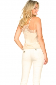 Second Female |  Lace top Nathali | beige  | Picture 6