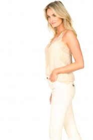 Second Female |  Lace top Nathali | beige  | Picture 5