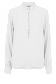 Second Female |  Basic blouse Ganash | white  | Picture 1