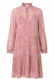 Second Female |  Floral dress Mories | pink  | Picture 1